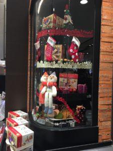 東京ラスクのクリスマスギフトをお土産に