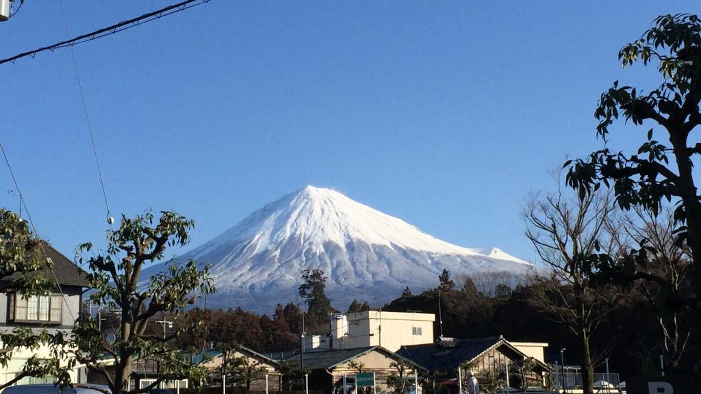 富士宮の富士