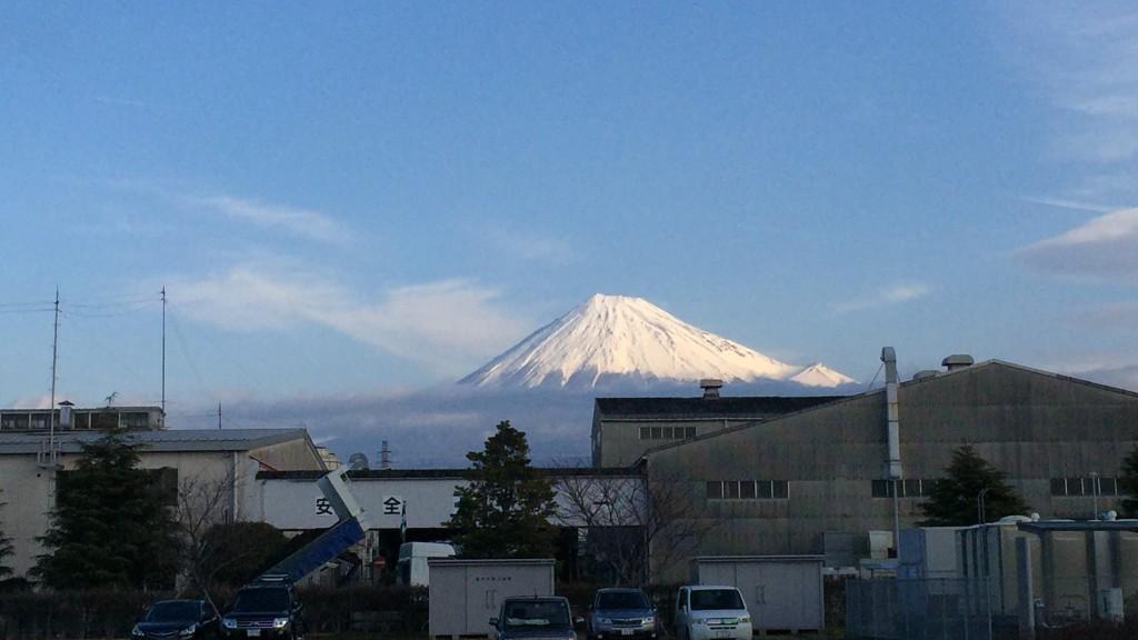 明かり富士