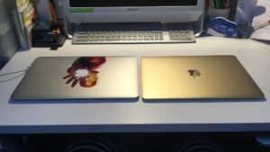 MacBook Air 11'とMacBook 12'
