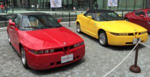 Alfa Romeo SZ & RZ