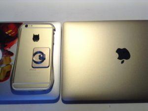 iPhone6plusとMB12'