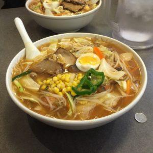 上海軒の北京烏麺(うーめん)