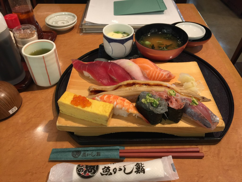 沼津魚がし寿司