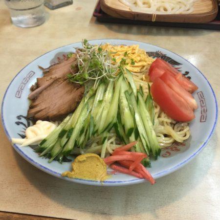 こもり食堂の日本一うまい冷やし中華