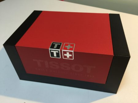 TISSOT ボックス