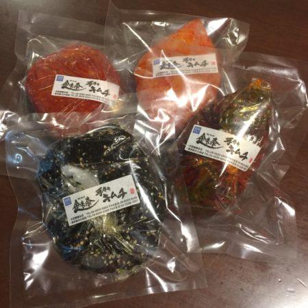 金杏奈のキムチ