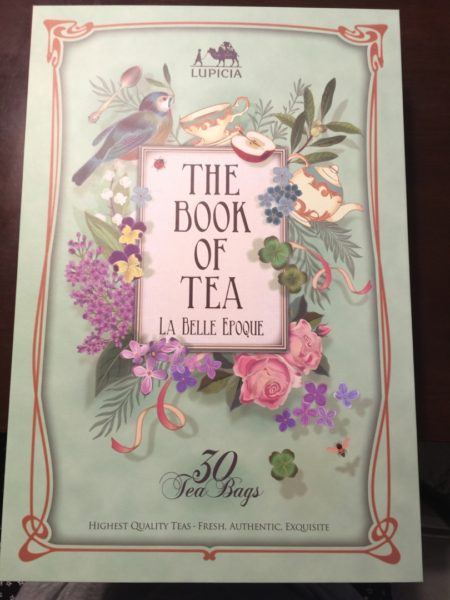THE BOOK OF TEA LA BELLE EPOQUE