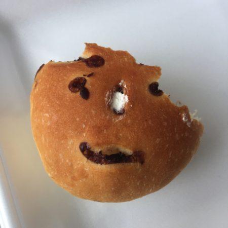 帰ってきた顔つきパン