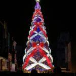 ユニバのクリスマスツリー その4