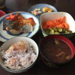 おいしい朝ご飯をいただきました